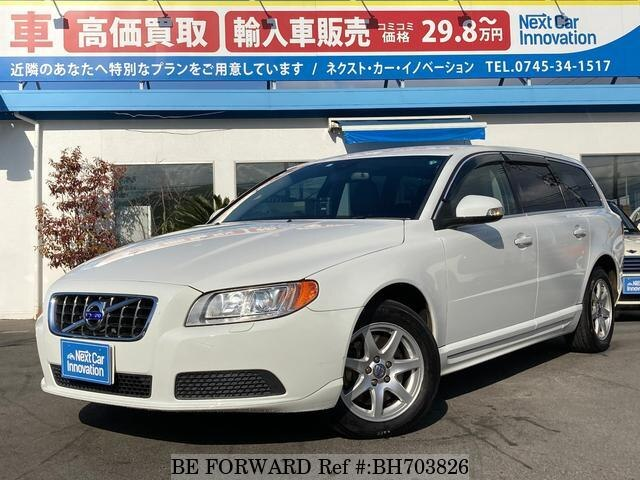 Used 2009 VOLVO V70 BH703826 for Sale