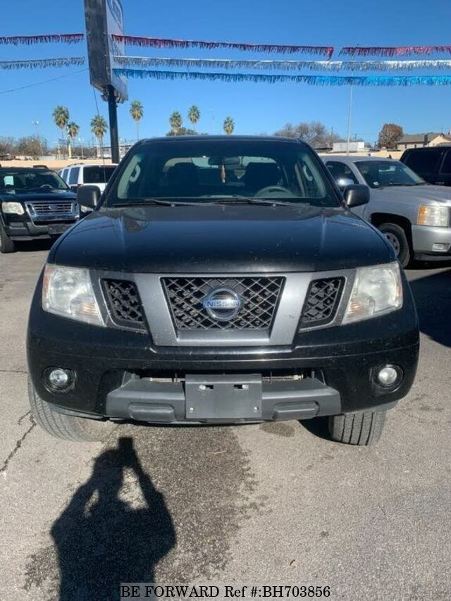 Used 2012 NISSAN FRONTIER BH703856 for Sale
