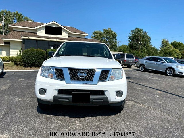 Used 2013 NISSAN FRONTIER BH703857 for Sale