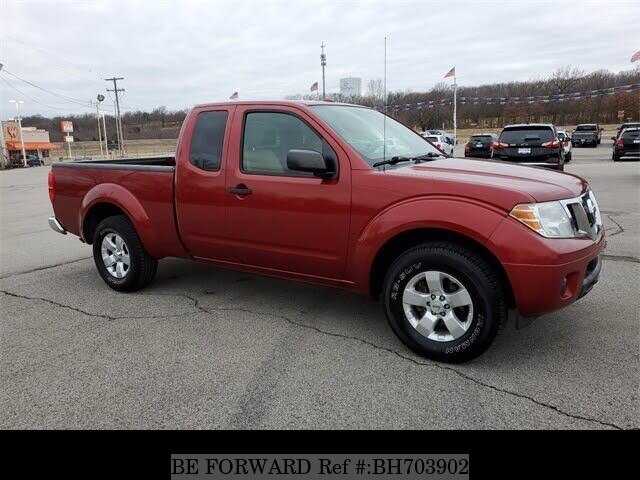 Used 2013 NISSAN FRONTIER BH703902 for Sale