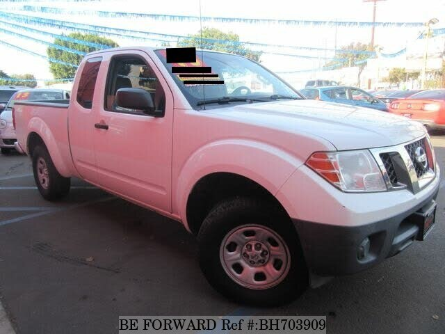 Used 2013 NISSAN FRONTIER BH703909 for Sale