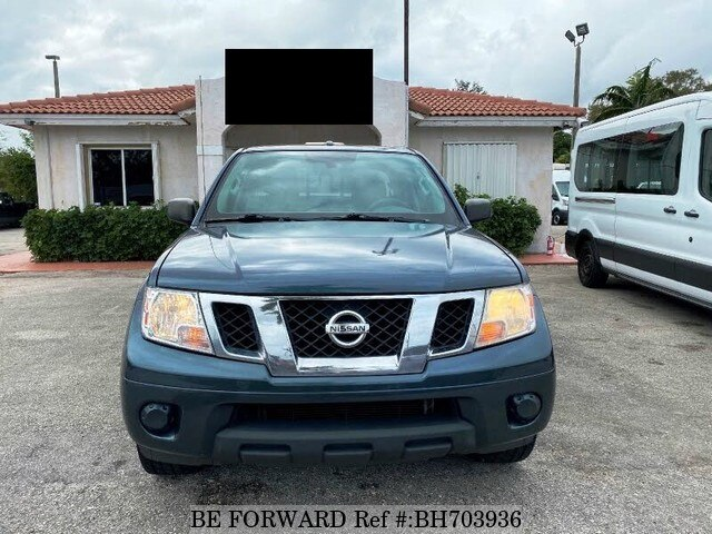 Used 2014 NISSAN FRONTIER BH703936 for Sale