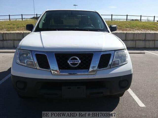 Used 2014 NISSAN FRONTIER BH703947 for Sale