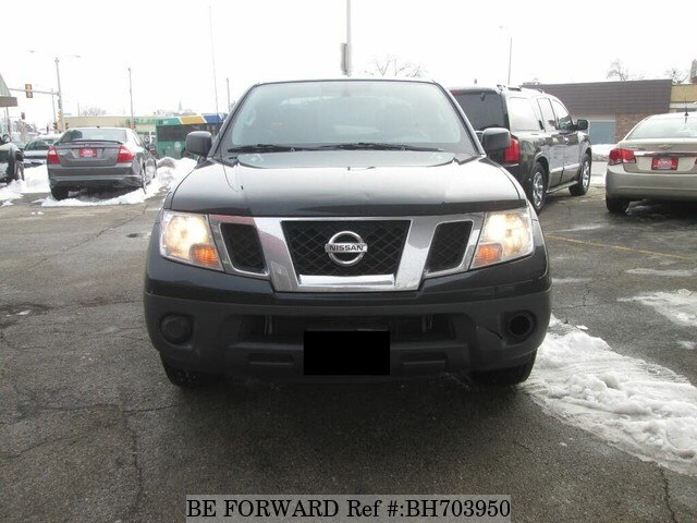 Used 2015 NISSAN FRONTIER BH703950 for Sale