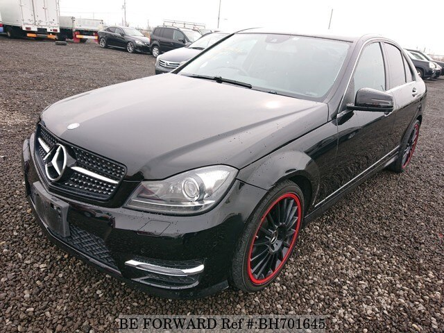 Used 2013 MERCEDES-BENZ C-CLASS BH701645 for Sale