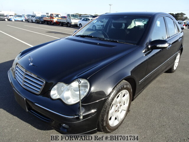 Used 2004 MERCEDES-BENZ C-CLASS BH701734 for Sale