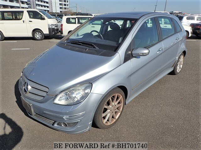 Used 2006 MERCEDES-BENZ B-CLASS BH701740 for Sale