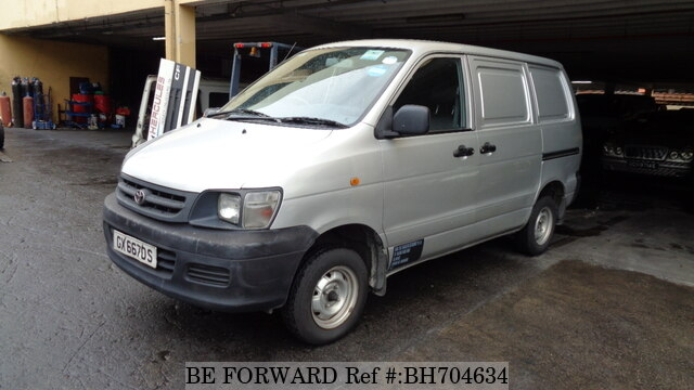 Used 2004 TOYOTA LITEACE VAN BH704634 for Sale