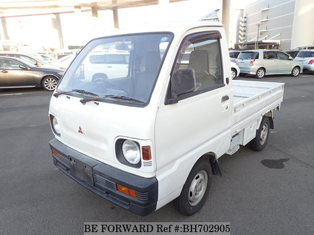 Used 1993 MITSUBISHI MINICAB TRUCK BH702905 for Sale