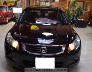 Used 2008 HONDA ACCORD BH705036 for Sale
