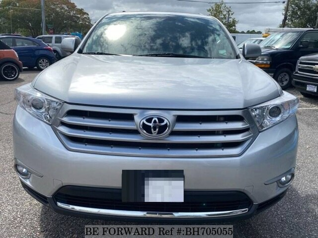 Used 2012 TOYOTA HIGHLANDER BH705055 for Sale