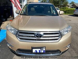 Used 2012 TOYOTA HIGHLANDER BH705056 for Sale