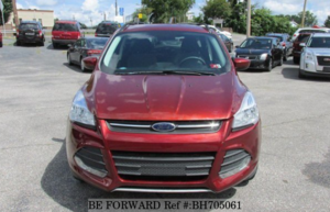 Used 2016 FORD ESCAPE BH705061 for Sale