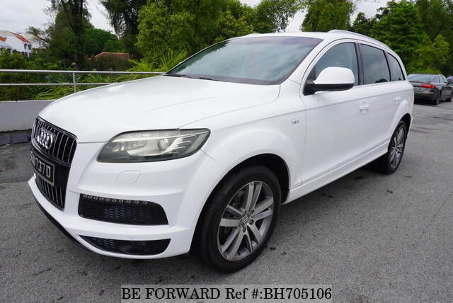 Used 2011 AUDI Q7 BH705106 for Sale