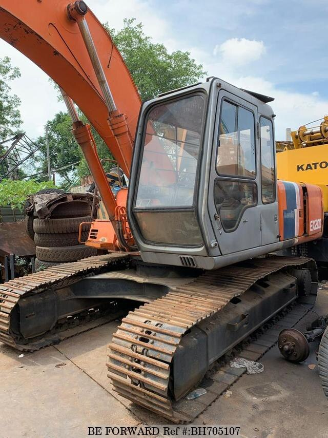 Used 1992 HITACHI HITACHI OTHERS BH705107 for Sale