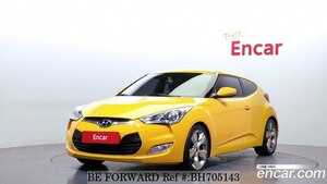 Used 2012 HYUNDAI VELOSTER BH705143 for Sale