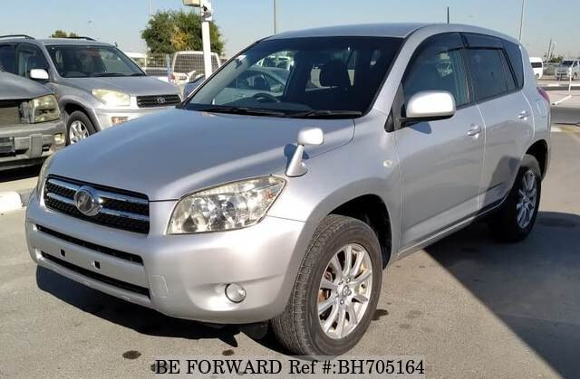 Used 2006 TOYOTA RAV4 BH705164 for Sale