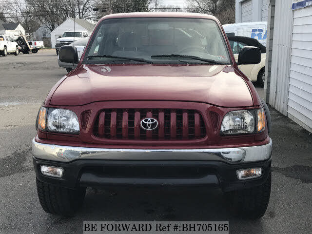 Used 2001 TOYOTA TACOMA BH705165 for Sale