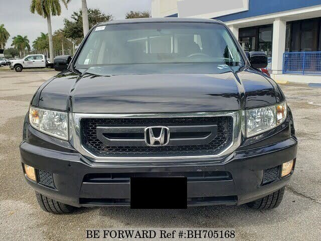 Used 2011 HONDA RIDGELINE BH705168 for Sale