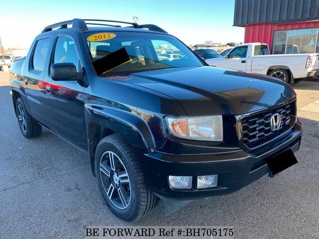 Used 2012 HONDA RIDGELINE BH705175 for Sale