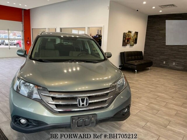 Used 2012 HONDA CR-V BH705212 for Sale