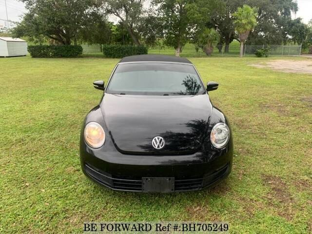 Used 2013 VOLKSWAGEN BEETLE BH705249 for Sale