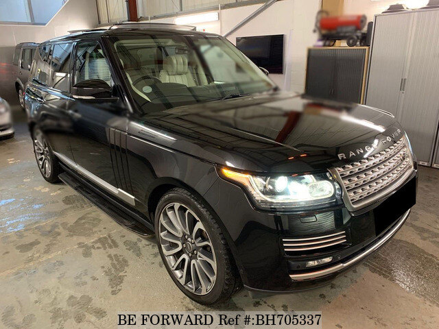 Used 2013 LAND ROVER RANGE ROVER BH705337 for Sale