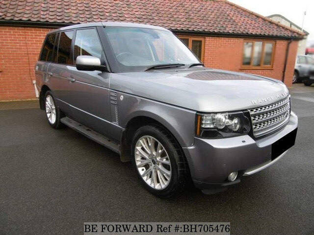 Used 2012 LAND ROVER RANGE ROVER BH705476 for Sale