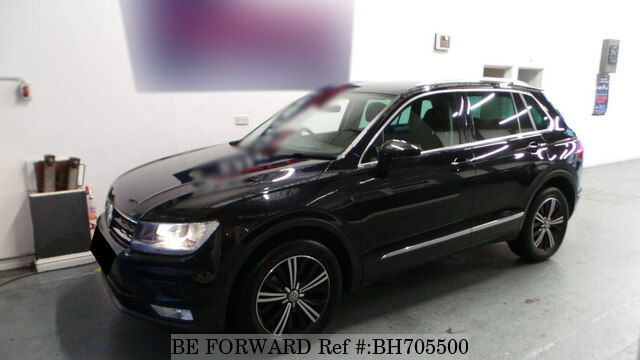 Used 2017 VOLKSWAGEN TIGUAN BH705500 for Sale