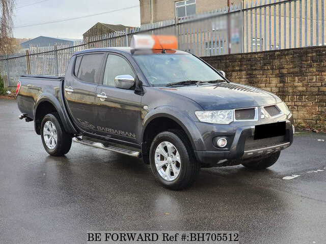 Used 2012 MITSUBISHI L200 BH705512 for Sale