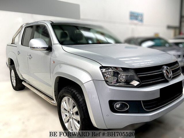 Used 2012 VOLKSWAGEN AMAROK BH705520 for Sale