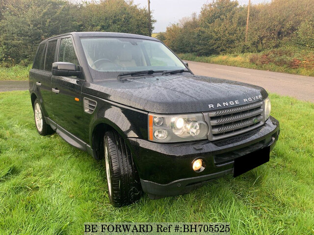 Used 2006 LAND ROVER RANGE ROVER SPORT BH705525 for Sale