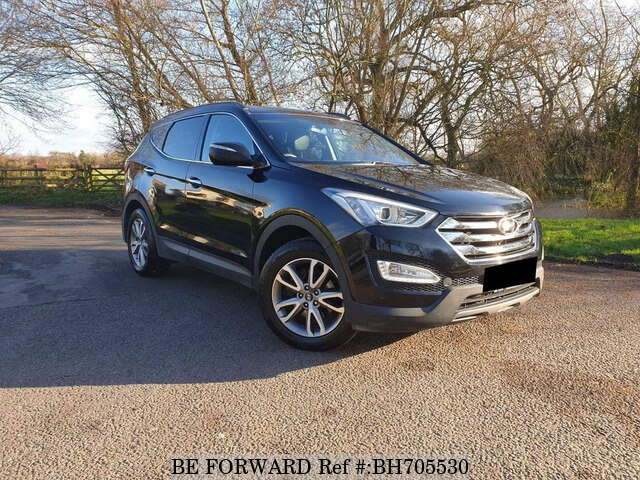 Used 2013 HYUNDAI SANTA FE BH705530 for Sale