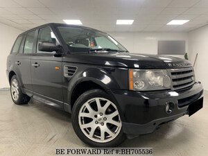Used 2007 LAND ROVER RANGE ROVER SPORT BH705536 for Sale