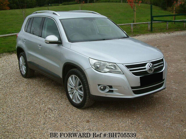 Used 2009 VOLKSWAGEN TIGUAN BH705539 for Sale