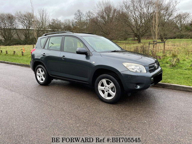 Used 2007 TOYOTA RAV4 BH705545 for Sale