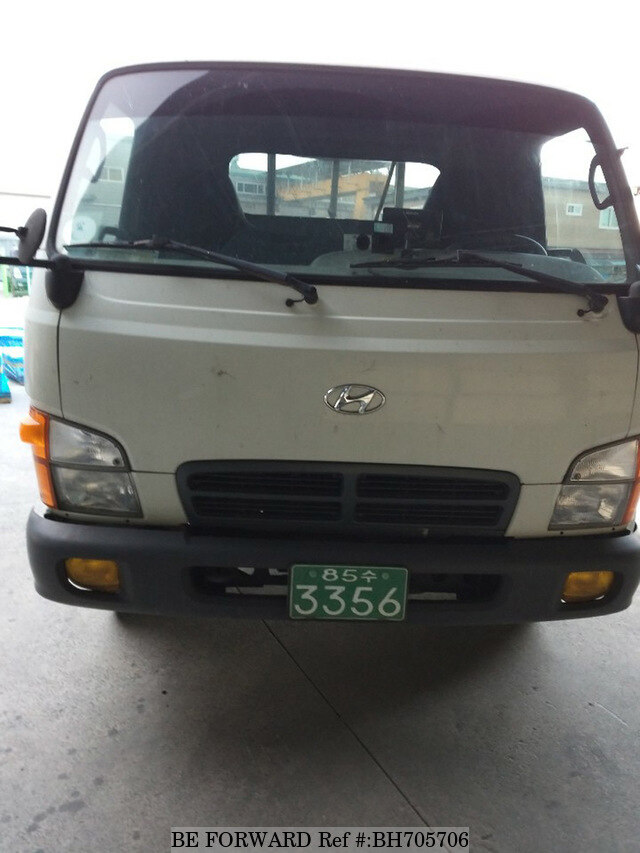 Used 1999 HYUNDAI MIGHTY BH705706 for Sale