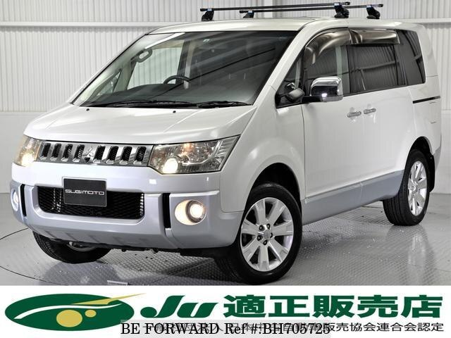 Used 2008 MITSUBISHI DELICA D5 BH705725 for Sale