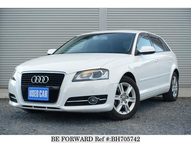Used 2011 AUDI A3 BH705742 for Sale