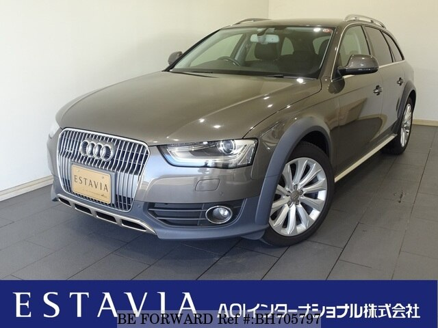Used 2013 AUDI A4 BH705797 for Sale