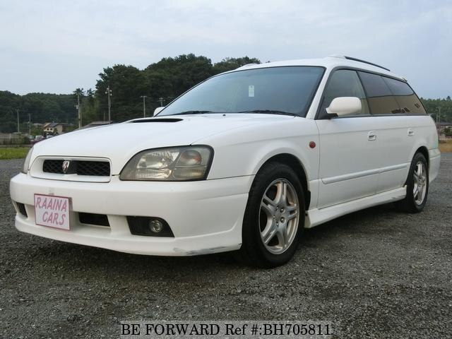 Used 2000 SUBARU LEGACY TOURING WAGON BH705811 for Sale