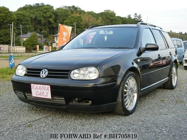Used 2005 VOLKSWAGEN GOLF WAGON BH705819 for Sale