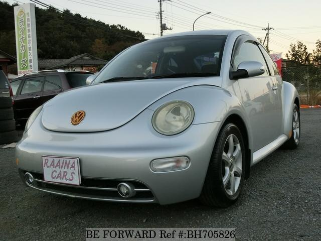 Used 2004 VOLKSWAGEN NEW BEETLE BH705826 for Sale