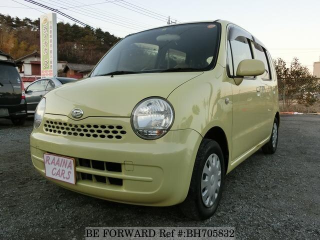 Used 2006 DAIHATSU MOVE LATTE BH705832 for Sale