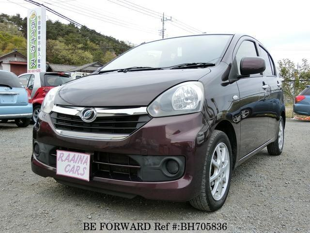 Used 2014 DAIHATSU MIRA ES BH705836 for Sale