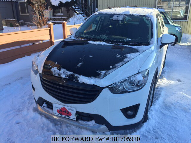Used 2014 MAZDA CX-5 BH705930 for Sale