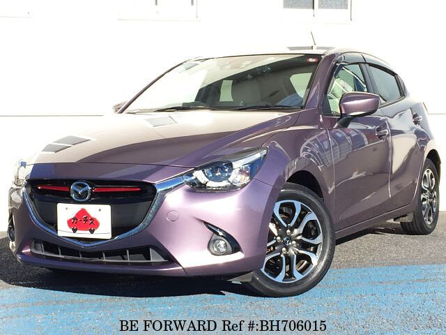 Used 2014 MAZDA DEMIO BH706015 for Sale