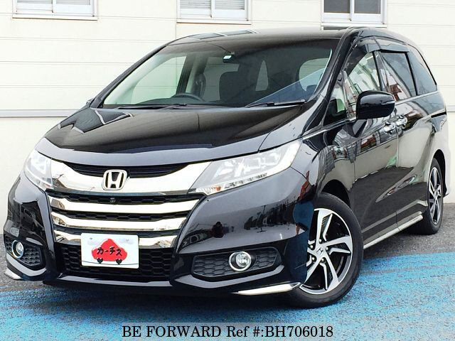 Used 2016 HONDA ODYSSEY BH706018 for Sale