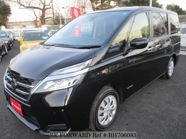 Used 2020 NISSAN SERENA BH706083 for Sale