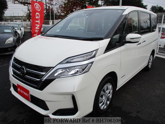 Used 2020 NISSAN SERENA BH706108 for Sale